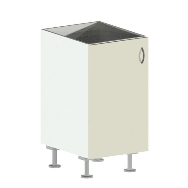 1 Door Sink Base Cabinet
