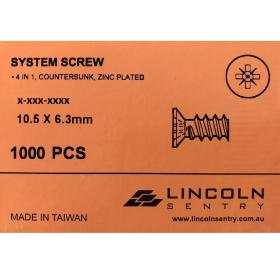 System Screws