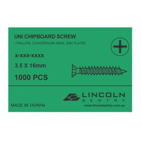 Uni-Chipboard Screws